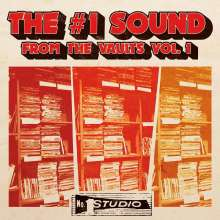 From The Vaults Vol.1, CD