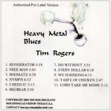 Tim Rogers: Heavy Metal Blues, CD