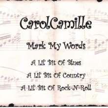 Carolcamille: Carol Camille, CD