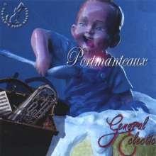 Portmanteaux: General Eclectic, CD