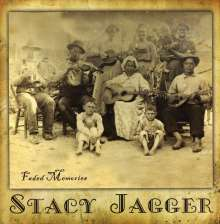 Stacy Jagger: Faded Memories, CD