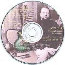 Attila: Transylvanian Blues Man, CD