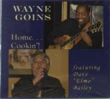 Wayne Goins: Home Cookin!, CD