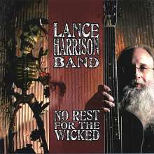 Lance Band Harrison: No Rest For The Wicked, CD