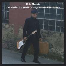 R. J. Morris: I'm Goin' To Walk Away From Th, CD