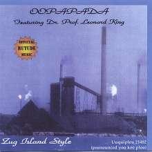 Oopapada: Zug Island Style, CD