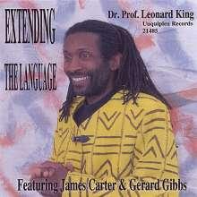 Leonard Dr. Prof King: Extending The Language, CD