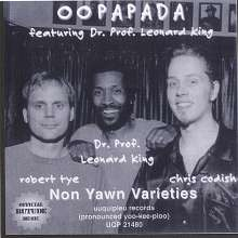 Oopapada: Non Yawn Varieties, CD