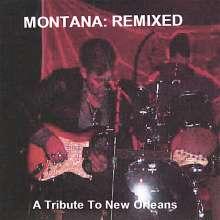 Montana: Remixed, CD