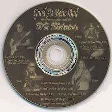 Dc Riders: Good At Bein' Bad, CD
