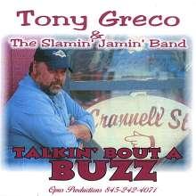 Slamin Jamin Band: Talkin Bout A Buzz, CD
