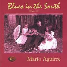 'Mario Aguirre: Blues In The South, CD