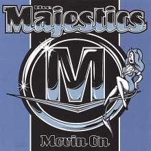 The Majestics: Movin On, CD