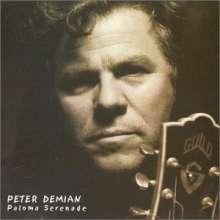 Peter Demian: Paloma Serenade, CD
