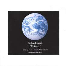 Lindsay Tomasic: Big World, Maxi-CD
