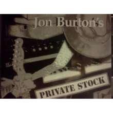 Jon Burton: Private Stock, CD