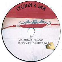Nelson Brown: Itchin 4 Ink, CD