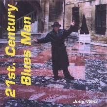 Joey Welz: 21st Century Blues Man, CD