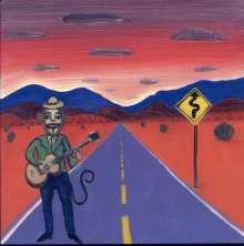 Blue Love Monkey: Crooked Mile, CD