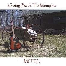 Motu: Going Back To Memphis, CD