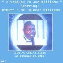 Mr.Blues: Tribute To Joe Williams, CD