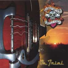 Johnny Wasted Ones Gretsch: On Trial, CD
