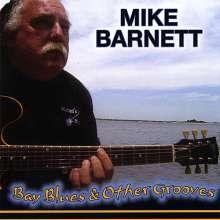Mike Barnett: Bay Blues & Other Grooves, CD