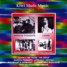 Kiwi Made Music: Vol. 1-Kiwi Made Music, CD