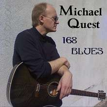 Michael Quest: 168 Blues, CD
