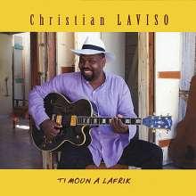 Laviso Christian: Timoun A Lafrik, CD