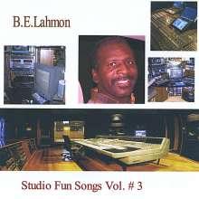 B.E. Lahmon: Studio Fun Songs 3, CD