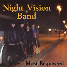 Night Vision Band: Most Requested, CD