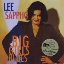 Lee Sappho: Big Girls Blues, CD