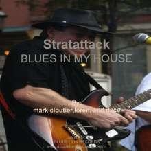 Mark Cloutier: Stratattack, CD