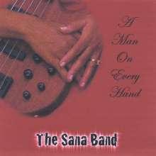 Sana Band: Man On Every Hand, CD