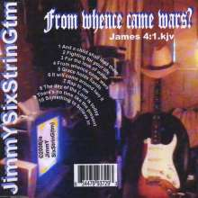 James L. Snelgrove: From Whence Came Wars, CD