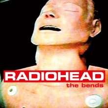 Radiohead: The Bends, CD