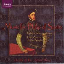 Music for Philip of Spain, CD