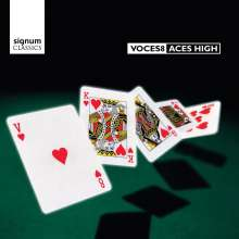 Voces8 - Aces High, CD