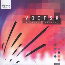 Voces8 - A Choral Tapestry, CD