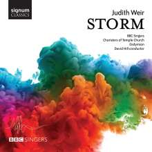 Judith Weir (geb. 1954): Chorwerke, CD