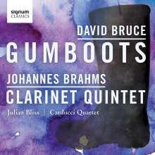 David Bruce (geb. 1970): Gumboots, CD