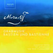 Wolfgang Amadeus Mozart (1756-1791): Bastien & Bastienne, CD