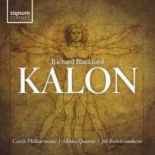 Richard Blackford (geb. 1954): Kalon, Maxi-CD