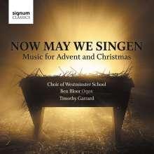 Westminster School Choir - Now May We Singen, CD