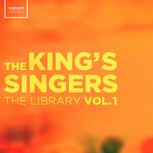 The King's Singers - The Library Vol.1, CD