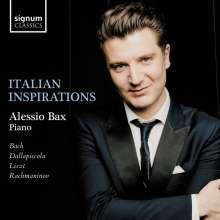 Alessio Bax - Italian Inspirations, CD