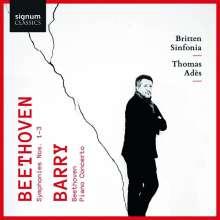 Gerald Barry (geb. 1952): Klavierkonzert, 2 CDs