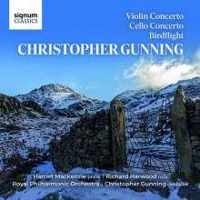 Christopher Gunning (geb. 1944): Violinkonzert, CD