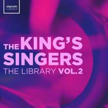The King's Singers - The Library Vol.2, CD